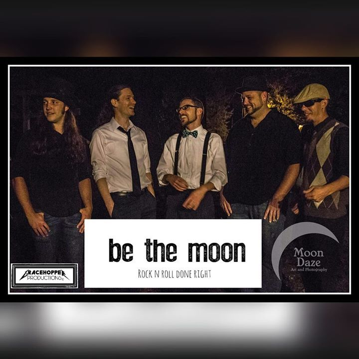 be the moon Tour Dates