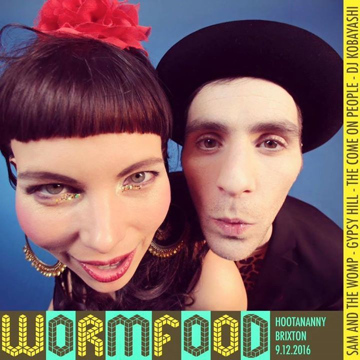 Sam And The Womp Tour Dates