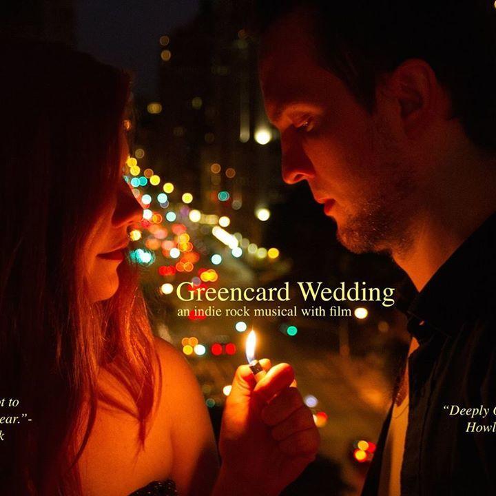 Greencard Wedding Tour Dates