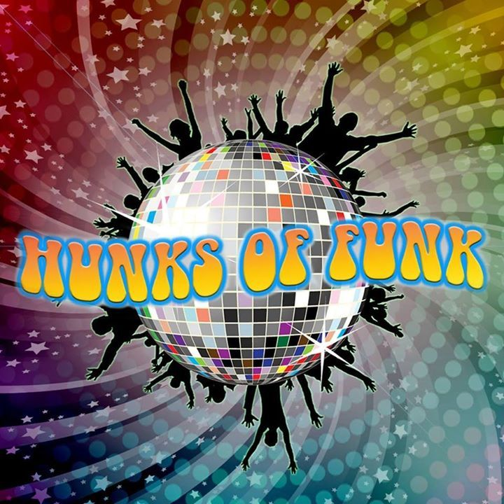 The Hunks of Funk Tour Dates