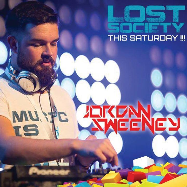 Jordan Sweeney Tour Dates