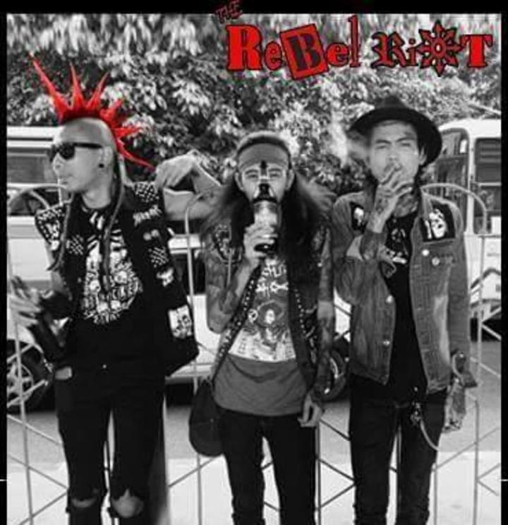 The Rebel Riot Band Tour Dates