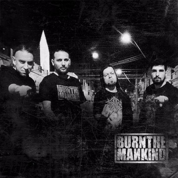 Burn The Mankind Tour Dates