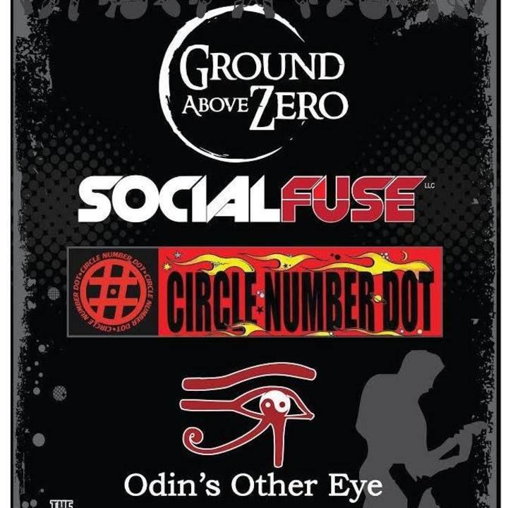 Ground Above Zero Tour Dates