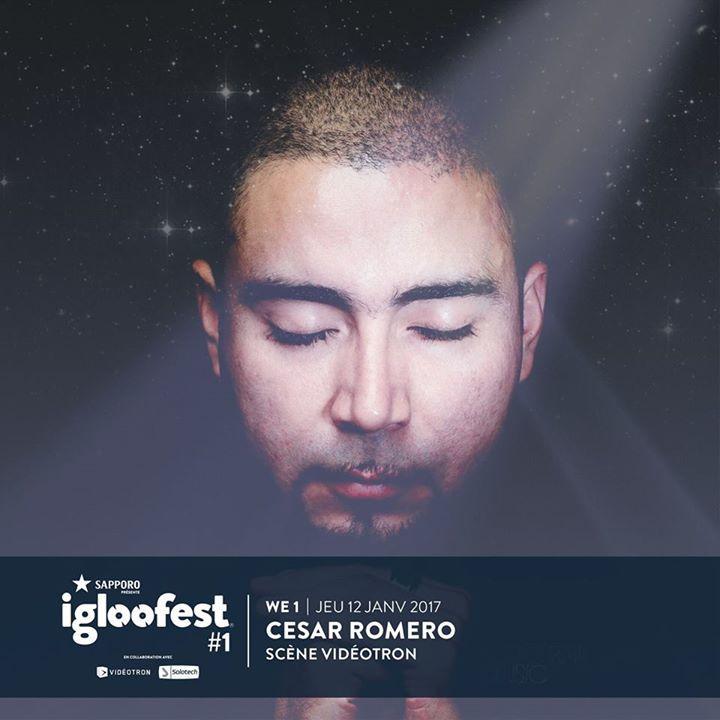 Cesar Romero Tour Dates