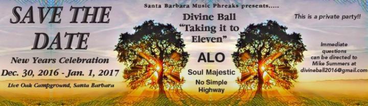 Soul Majestic @ NYE - Santa Barbara, CA