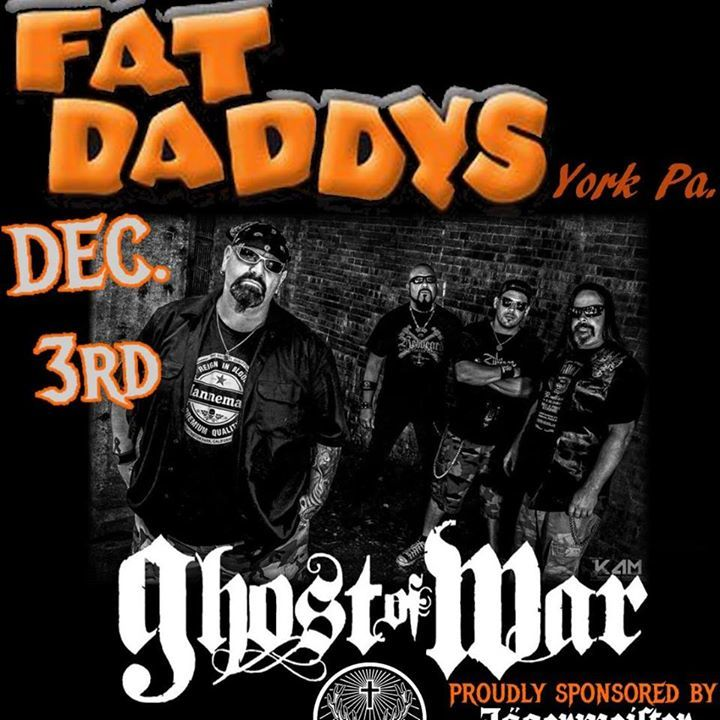 Ghost of War Tour Dates
