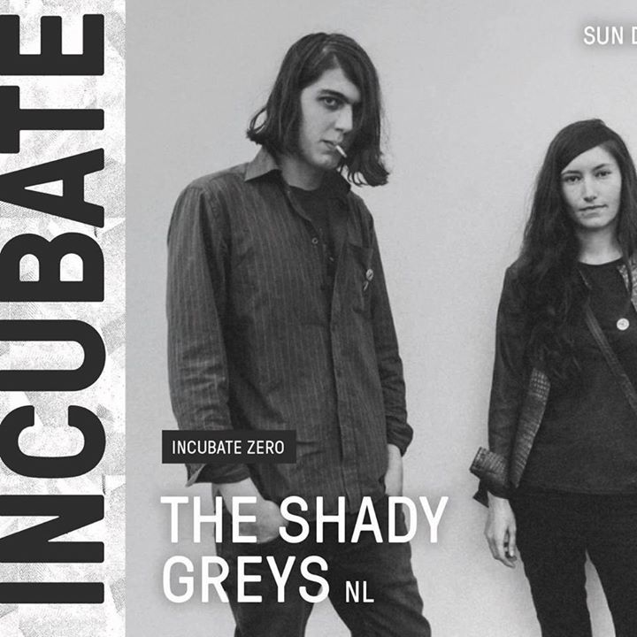 The Shady Greys @ Le Murrayfield - Bourges, France