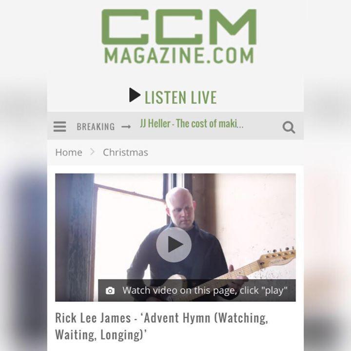 Rick Lee James @ Brunswick Church of the Nazarene - 3965 Center Road - Brunswick, OH