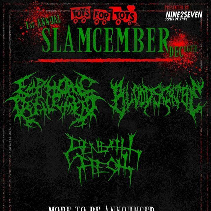 Bloodscribe Tour Dates