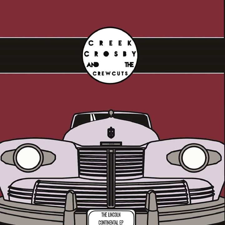 Creek Crosby and The Crewcuts Tour Dates