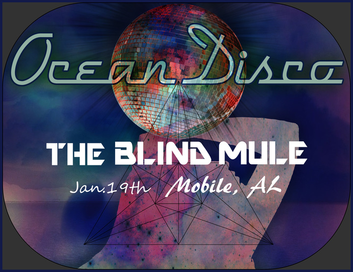 Ocean Disco @ The Blind Mule - Mobile, AL