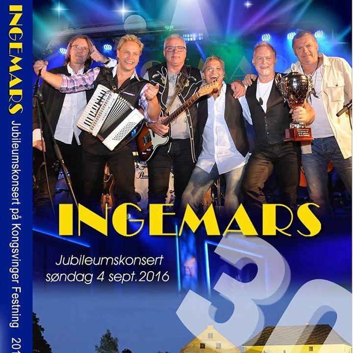 Ingemars Orkester @ Jubileums DVD-slipp Kongssenteret  - Kongsvinger, Norway