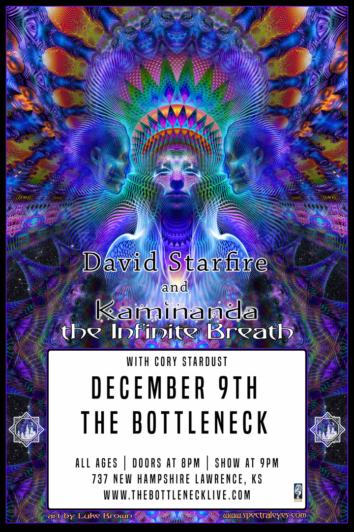 David Starfire Music @ The Bottleneck - Lawrence, KS