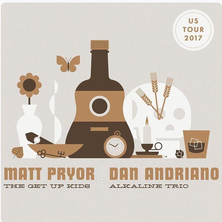 Matt Pryor Tour Dates