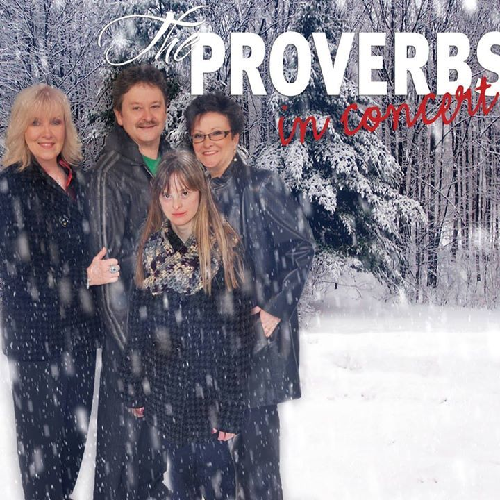The Proverbs @ Trinity United Church - Madoc, Canada