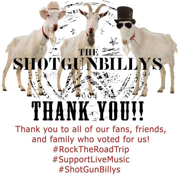 The ShotGunBillys @ TC's Midtown Grill - Conway, AR