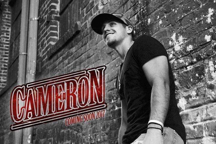 Cameron Tour Dates