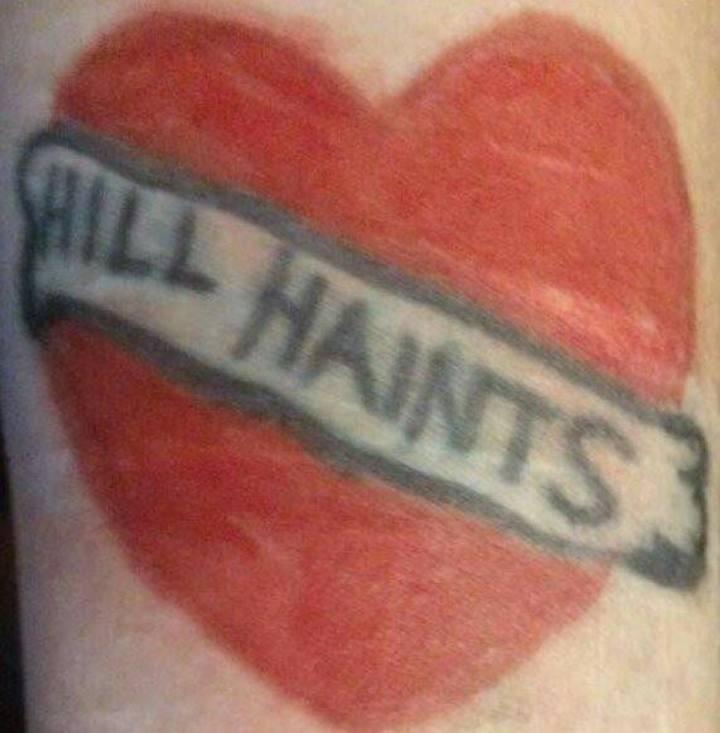 Hill Haints Tour Dates