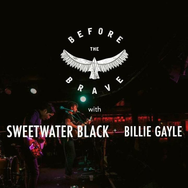 Sweetwater Black Tour Dates