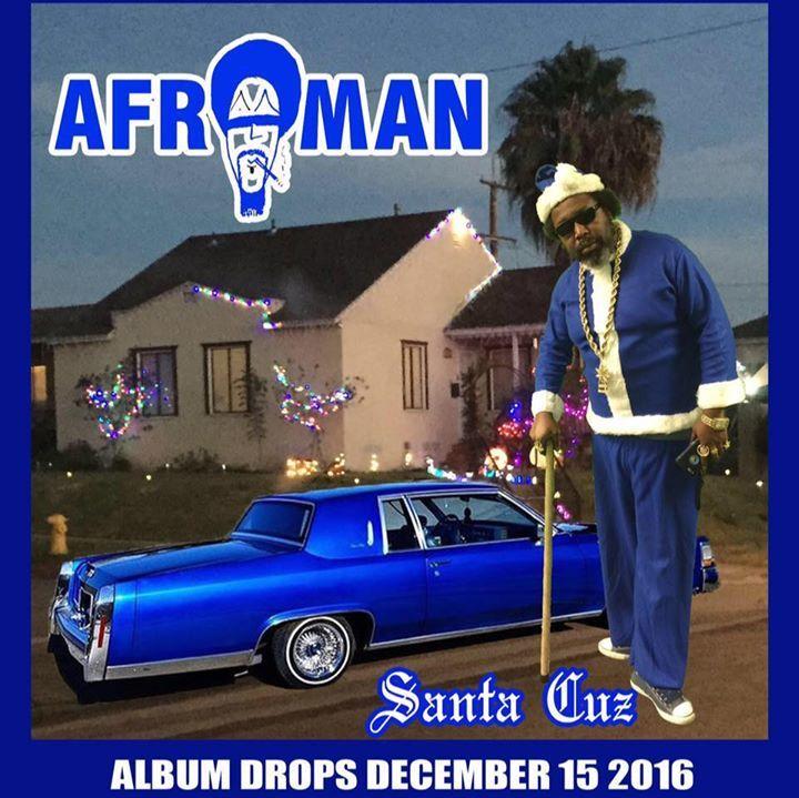 Afroman @ Dingbatz - Clifton, NJ