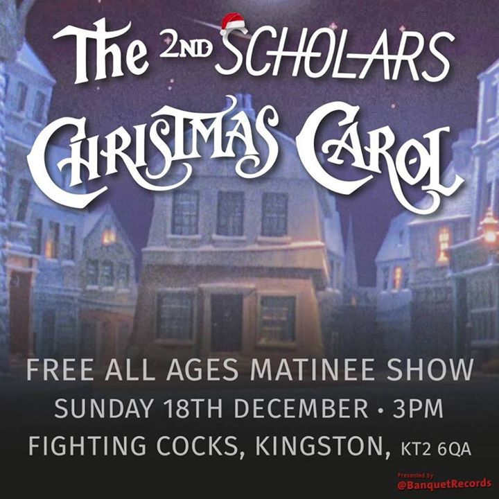 Scholars Tour Dates