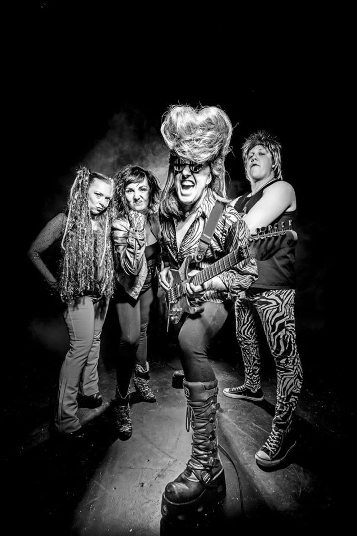 Ronnie Raygun & the Big 80's Tour Dates