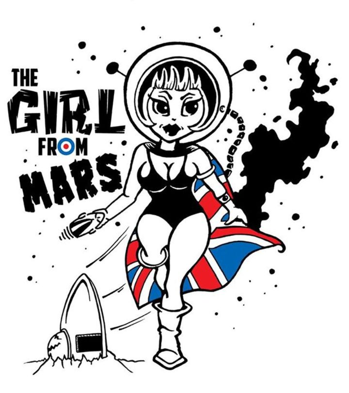 The Girl From Mars @ The Wedgewood Rooms - Portsmouth, United Kingdom
