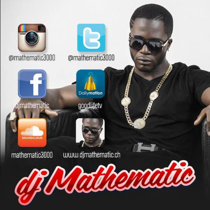 DJ Mathematic Tour Dates
