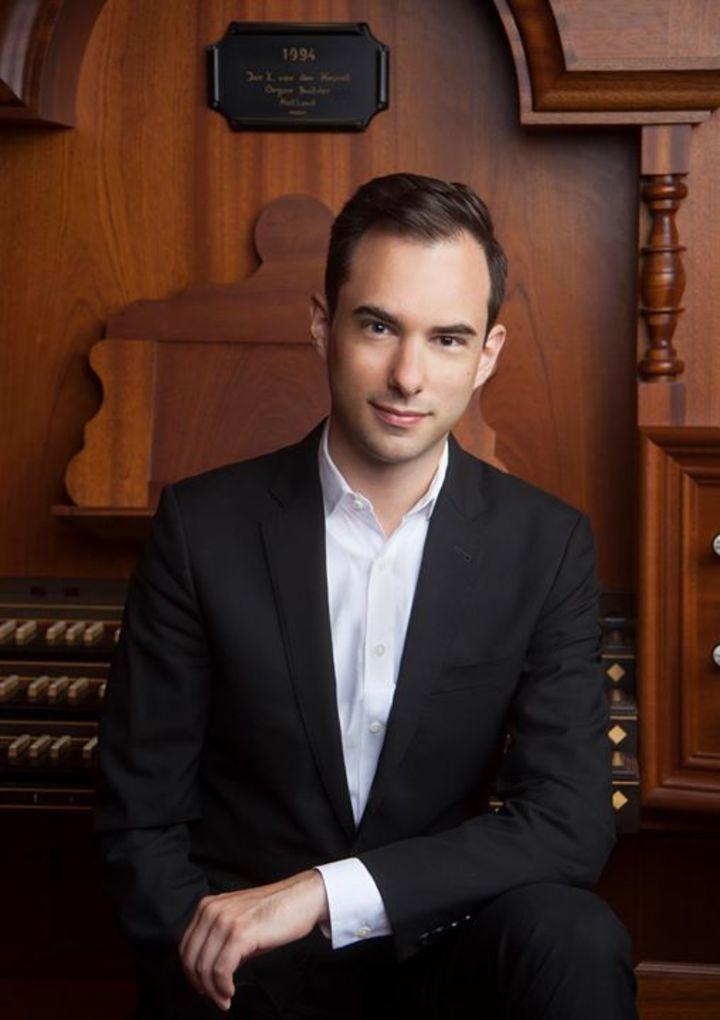 Christopher Houlihan, organist Tour Dates
