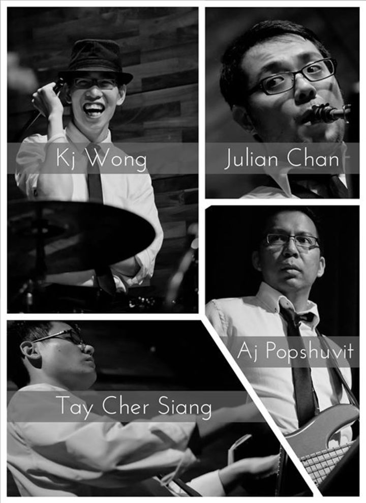 WVC - Malaysian Jazz Ensemble Tour Dates