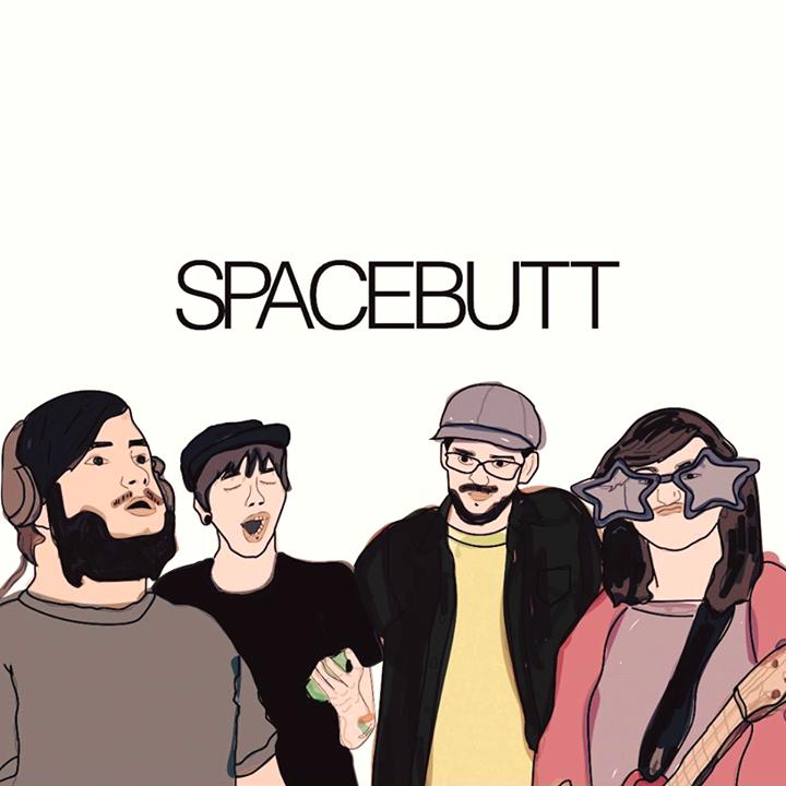 Spacebutt Tour Dates
