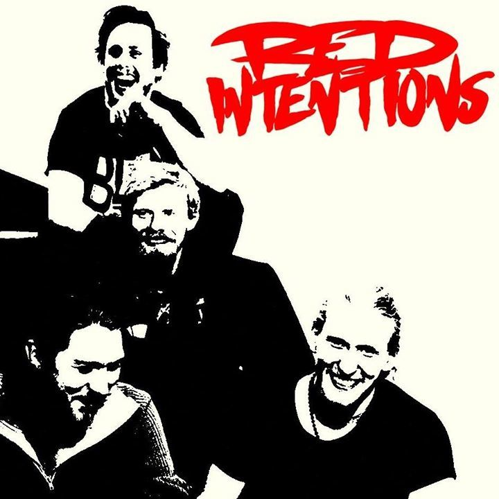 Red Intentions Tour Dates