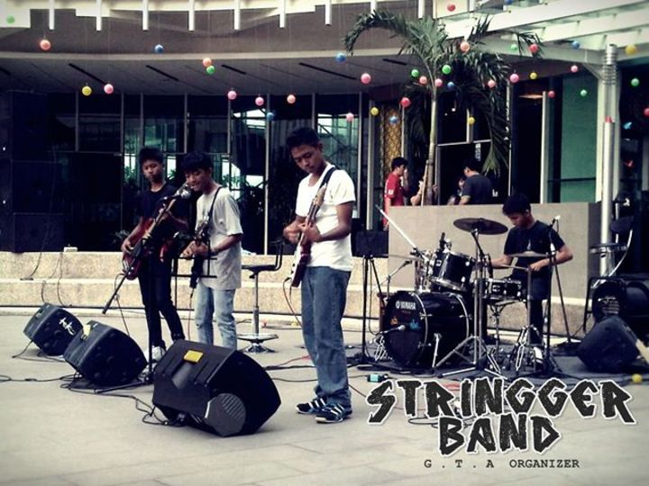 STRINGGER BAND' Tour Dates