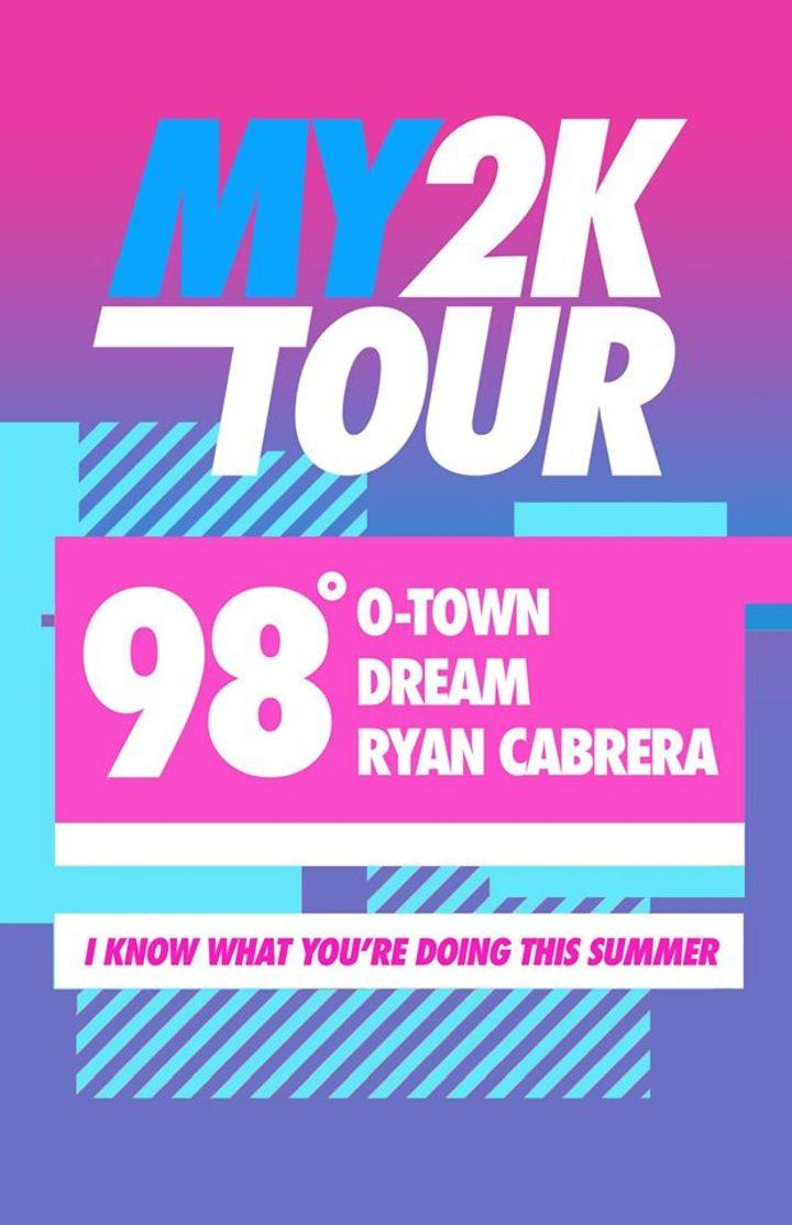 98 Degrees Tour Dates