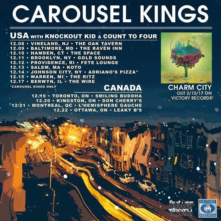 Carousel Kings @ The Ritz - Warren, MI