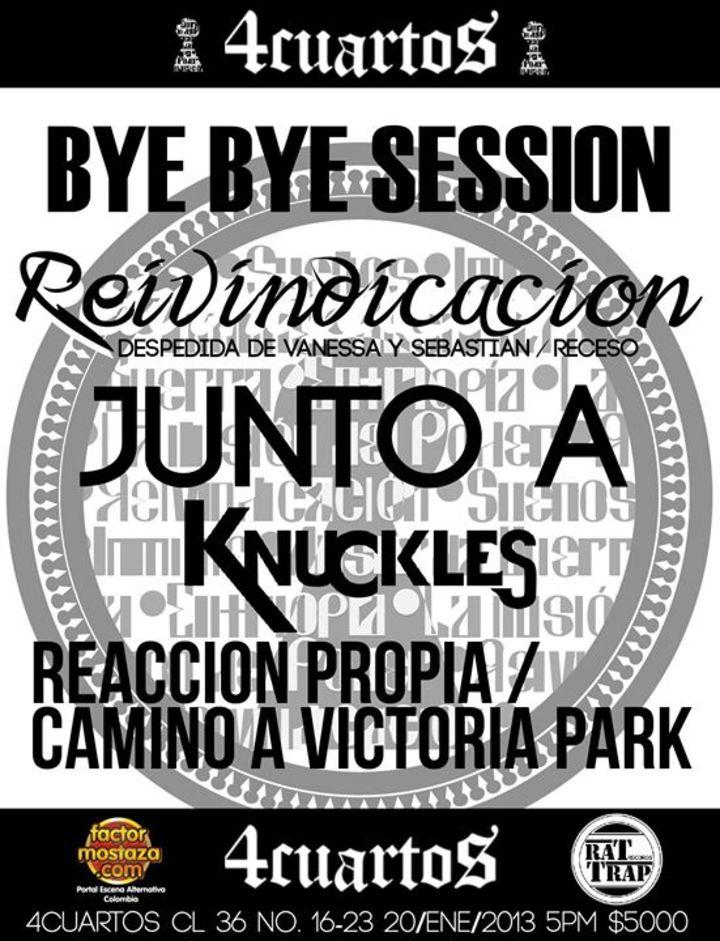 REIVINDICACIÓN HC Tour Dates