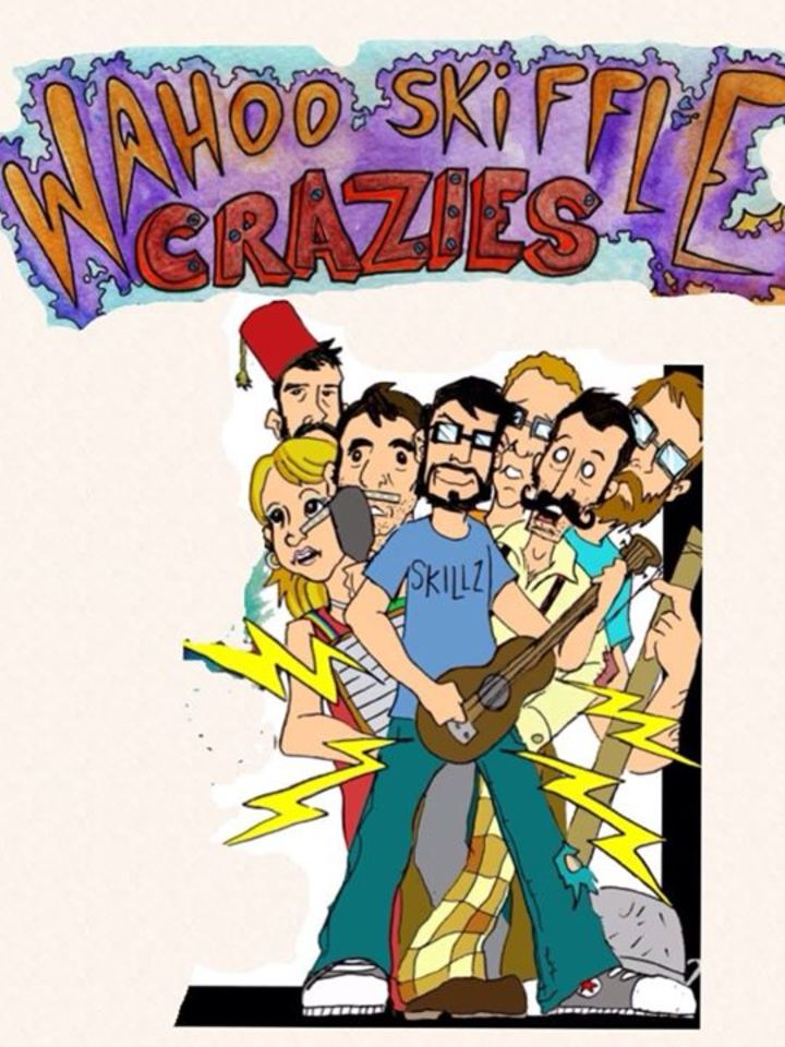 Wahoo Skiffle Crazies Tour Dates