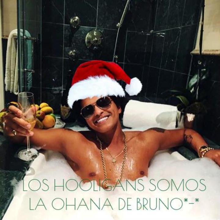 Los Hooligans somos la Ohana de Bruno *-* Tour Dates