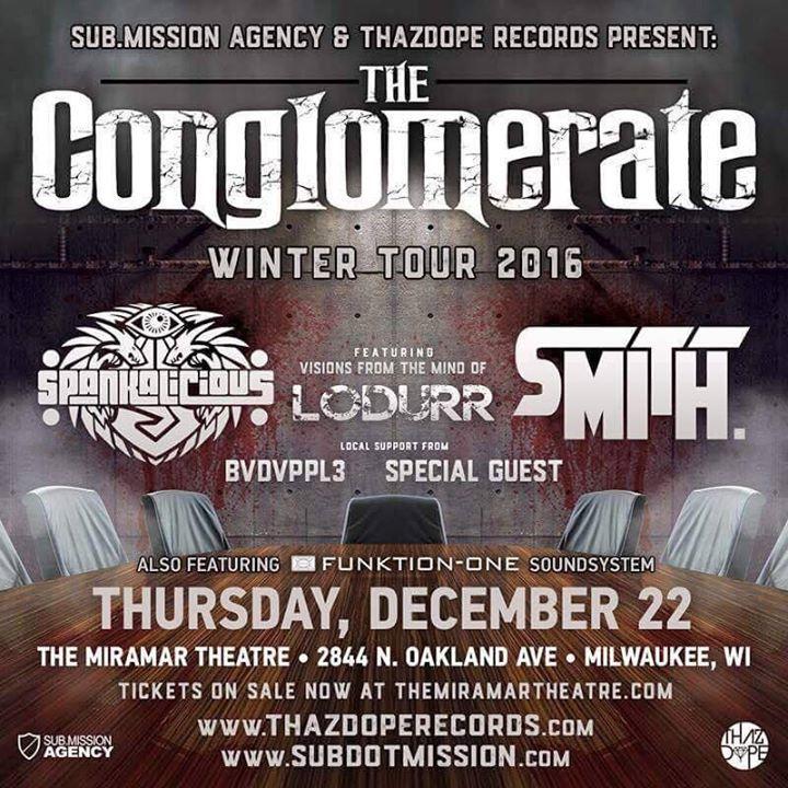 ThazDope Records Tour Dates