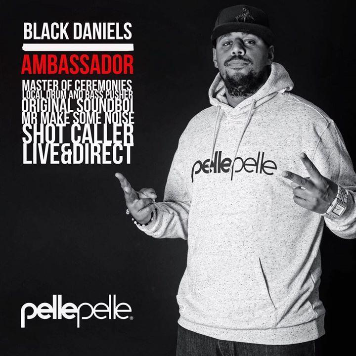 Mc Black Daniels Tour Dates