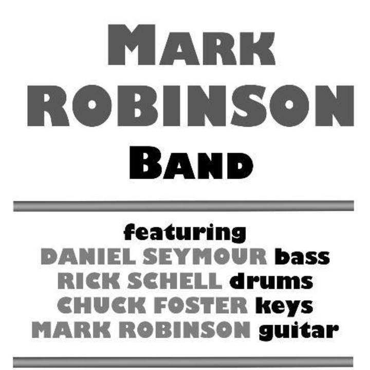 Mark Robinson Band Tour Dates