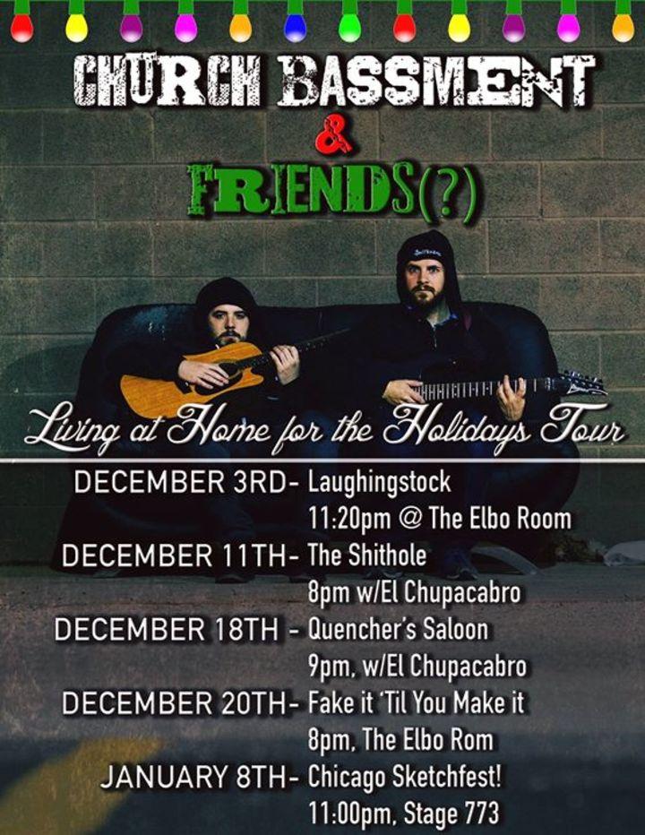 Church Bassment Tour Dates