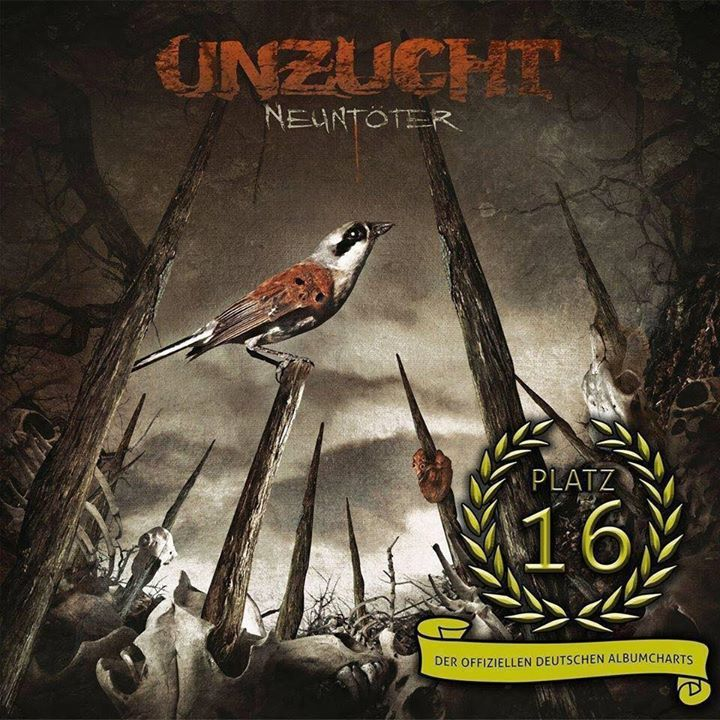 Unzucht @ Bi Nuu - Berlin, Germany