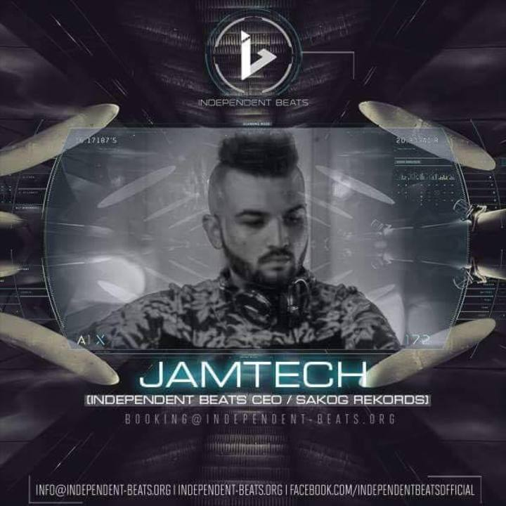 Jamtech Tour Dates