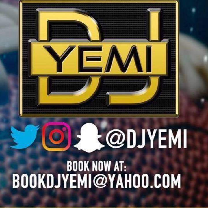 DJ YEMI Tour Dates