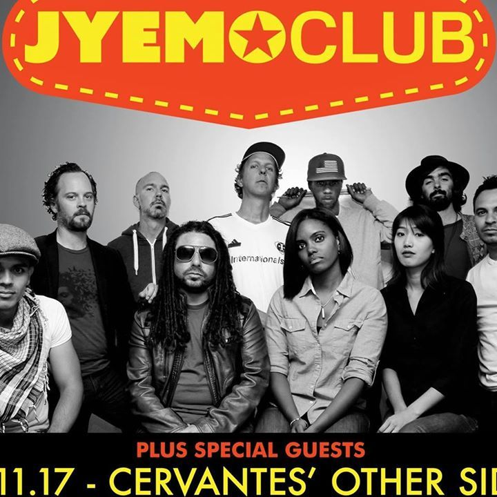 Jyemo Club Tour Dates