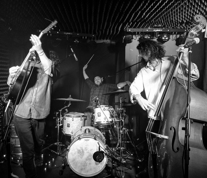 Weatherstorms @ Blue Lagoon (duo show) - Bristol, United Kingdom