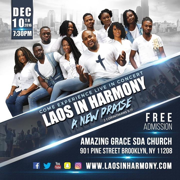 Laos In Harmony Tour Dates