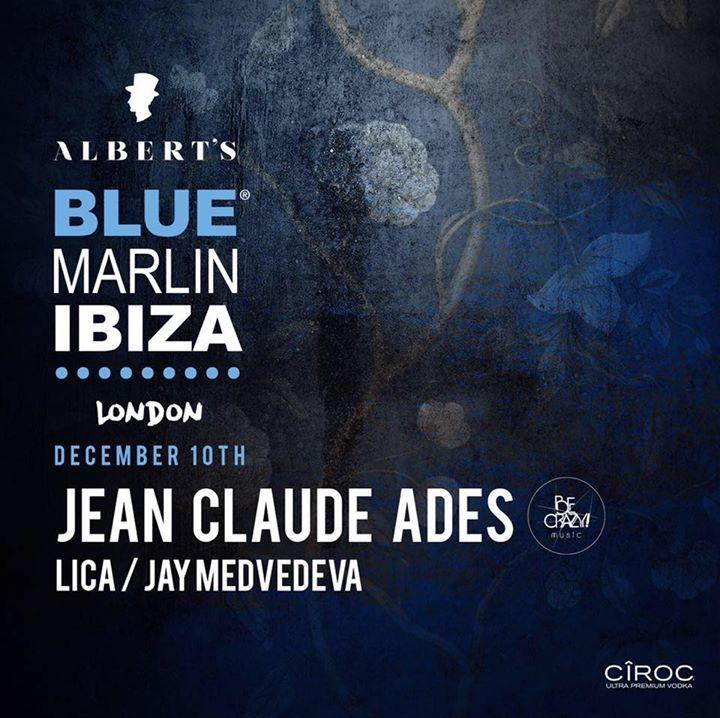 Jean Claude Ades Tour Dates